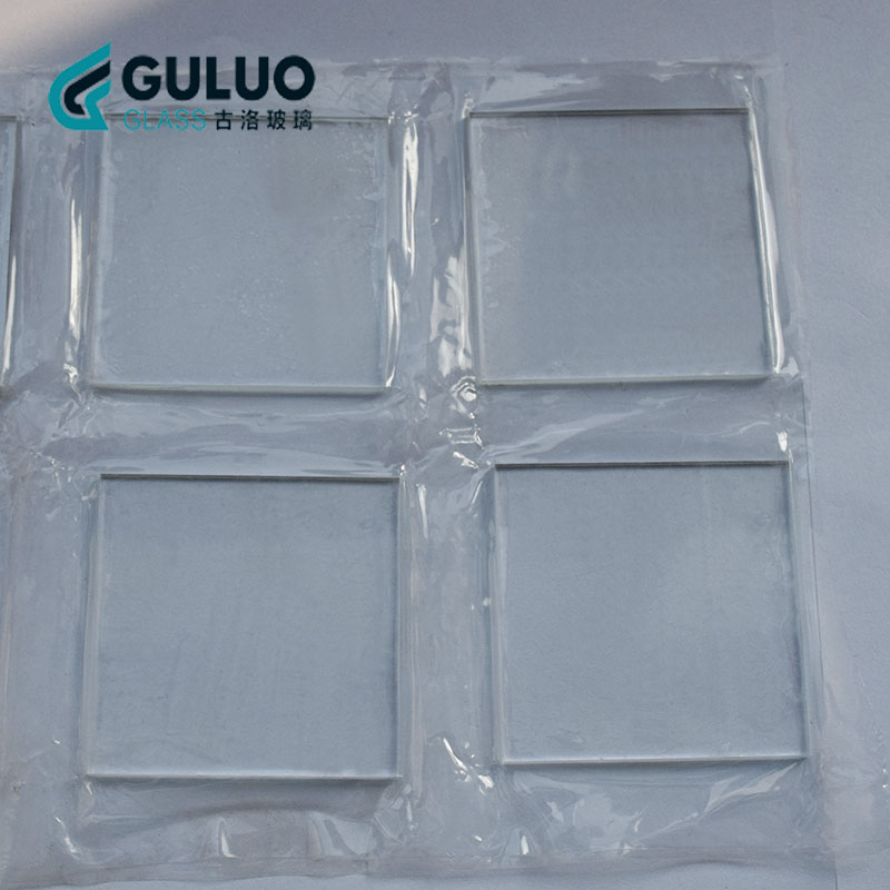 Glass substrate 50x50x1.1mm 50pcs Lab Transparent Ultra Thin Clear Float Glass