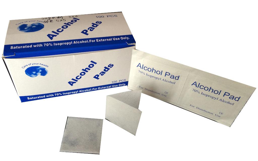 Sterile Alcohol Pre Pads