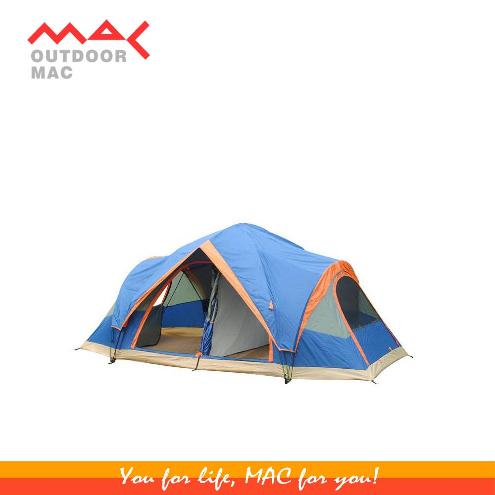 5+ person camping tent/ camping tent/ family tent mactent mac outdoor