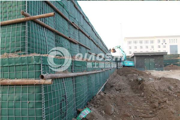 hot sale Explosion-proof Welded Galvanized Gabion Baskets[qiaoshi]