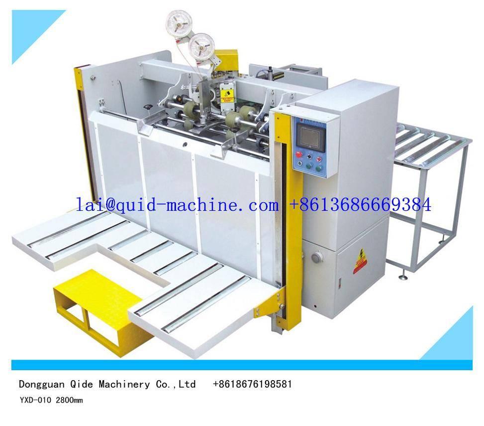 box stitching machine YXD-010