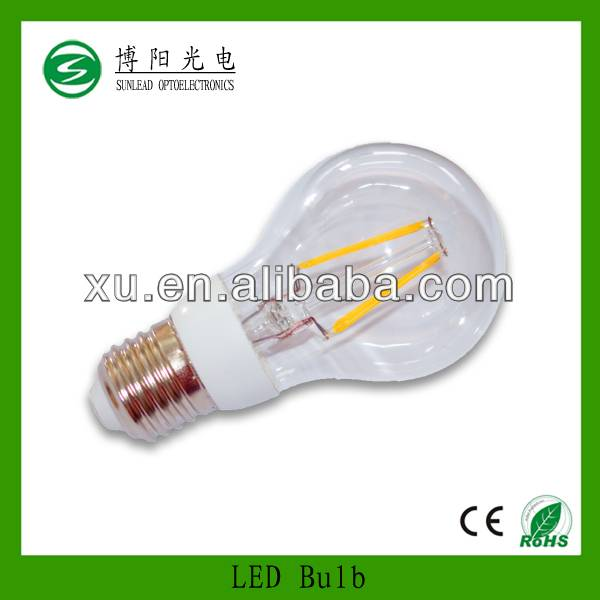 New design led bulb 4w led bulb light