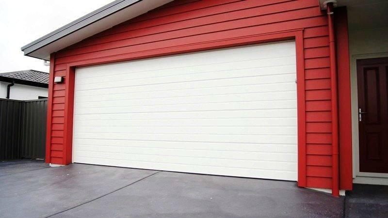 OEM CE Quality Certificate Garage Door