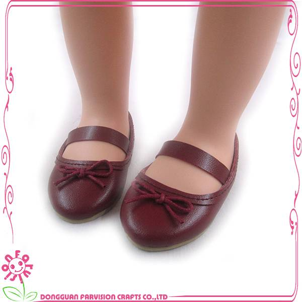 Cute 18 inch doll shoes fit american girl doll