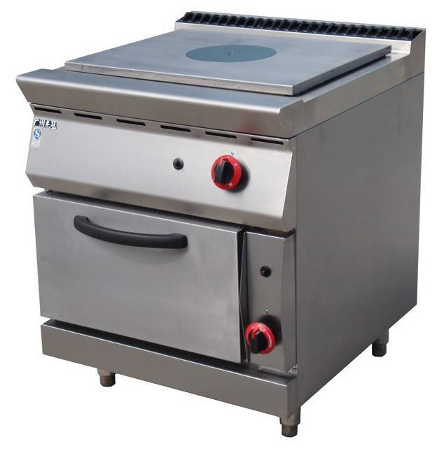 Gas French Hot-plate cooker with cabinet(GH-783A-2)