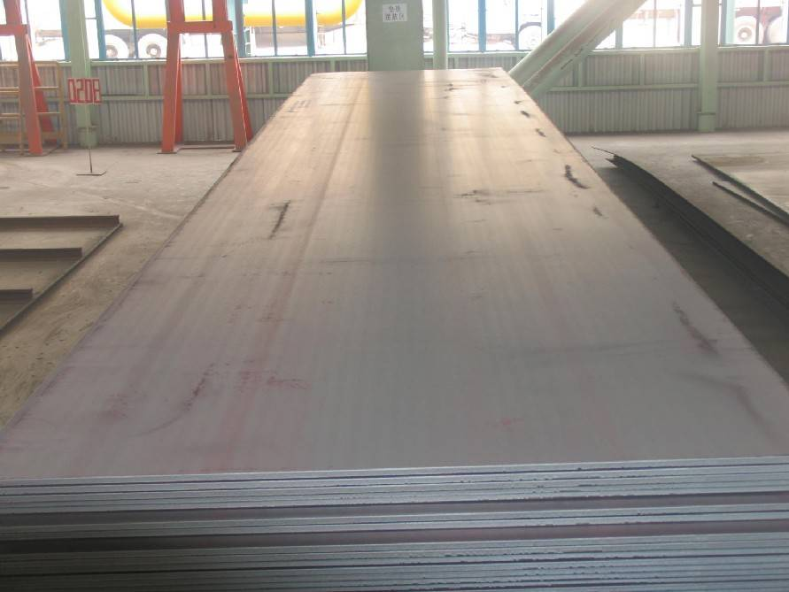 13CRMO4-5 alloy steel plate in stock