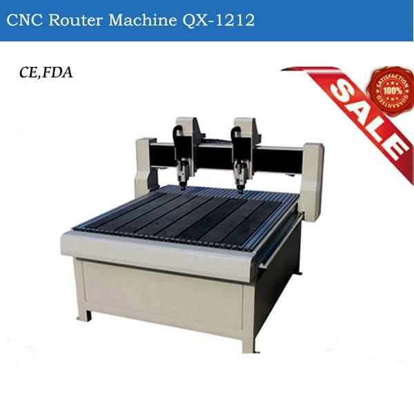 QX-1212 CNC WoodWorking Machine