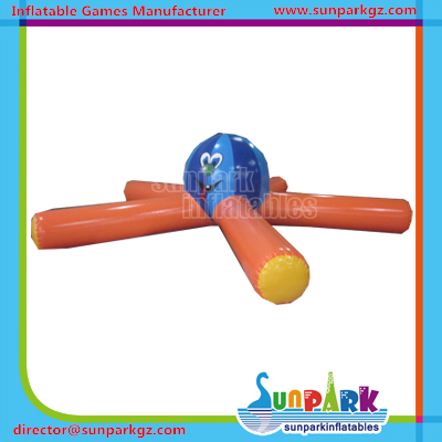 Clown Inflatable Pool Toys Floating Tube