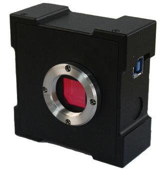 Fluoresence microscope ccd gel document color or balck&white USB3.0 Camera