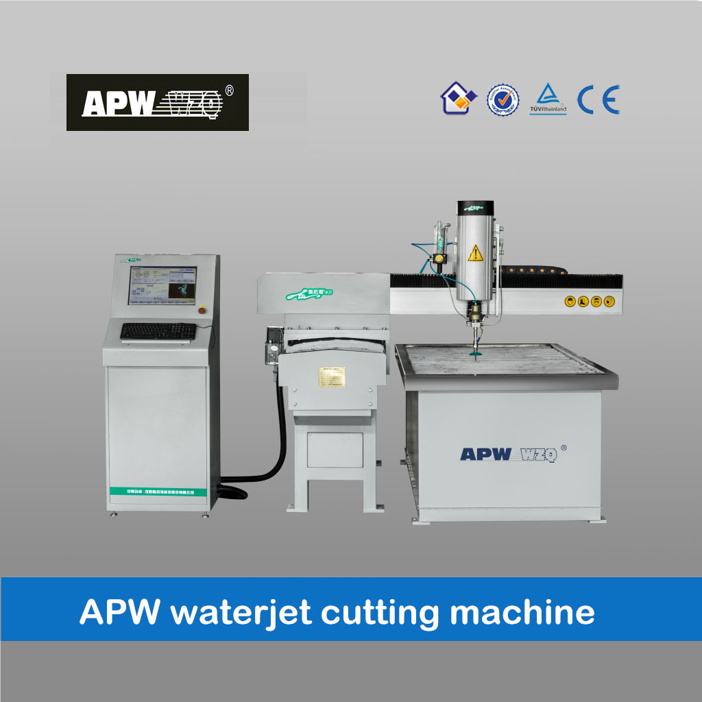 China waterjet cutting machine with low price