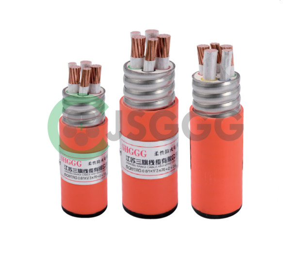 Metal Sheath Fire-proof Cable