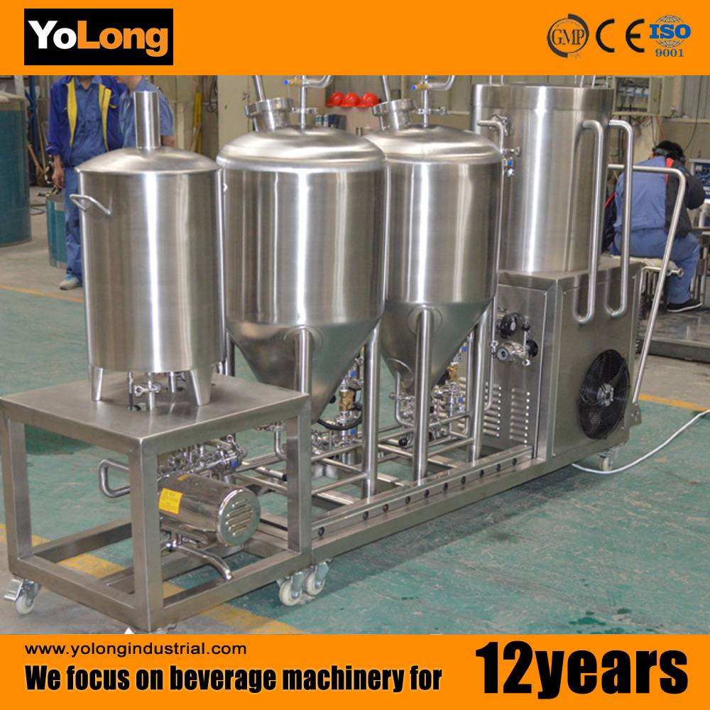 New product 30L microbrewery systems for brewing craft beer