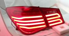 Chevrolet Cruze Benz style LED tail lamp