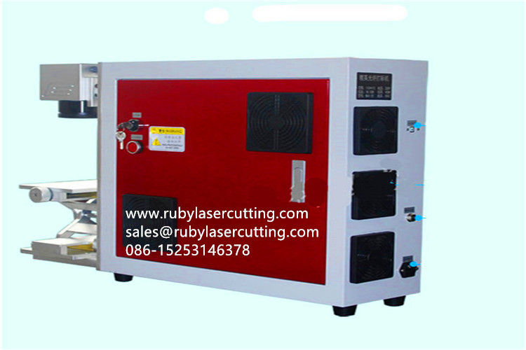 Raycus 30/20W Portable Fiber Laser Marking Machine