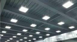 SECRET Ceiling Suspended Recessed LED Panel Light (Secondary Optics Design)