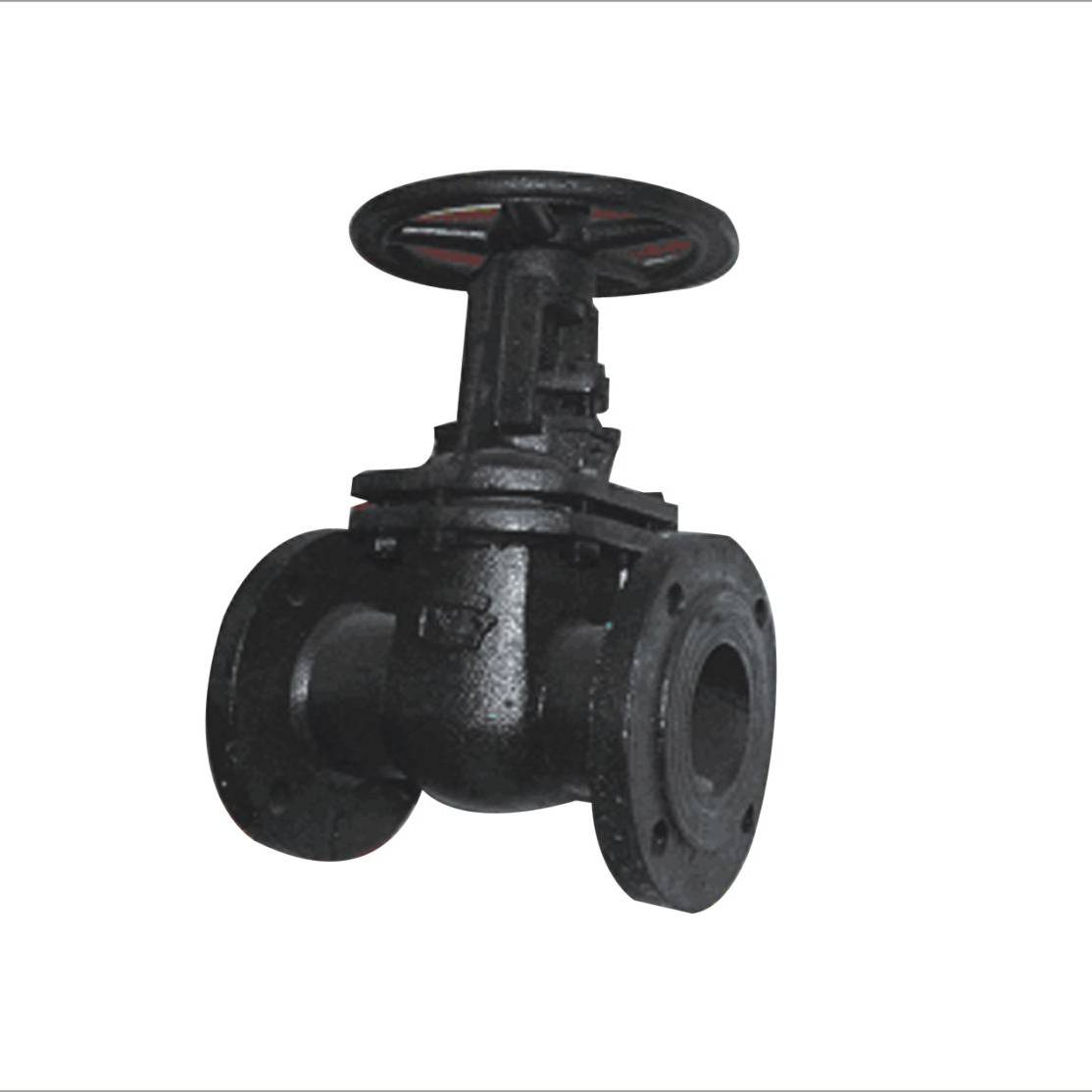 Double Parallel Flashboards Valve