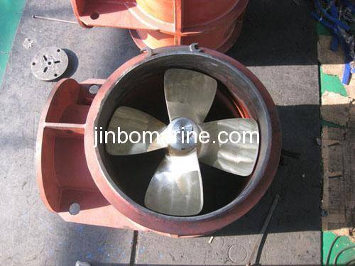 Tugboat Bow Thruster