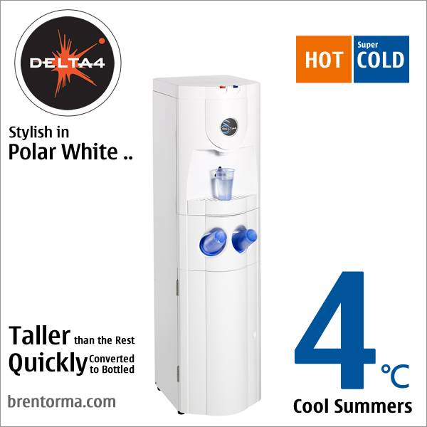 DELTA 4 Freestanding Point-of-Use or POU Water Cooler