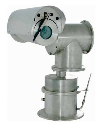 PE1253 Stainless Steel Ex-Proof Integrated Camera