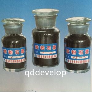 Natural Micronized Graphite in Lead (FS-1, F-7)