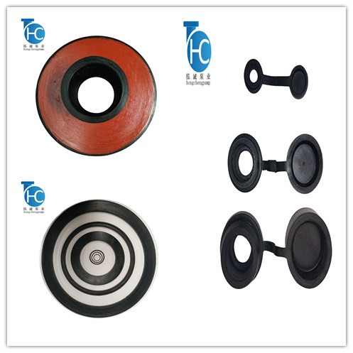 High quality Centrifugal Slurry pump Spares parts, Slurry Pump Parts