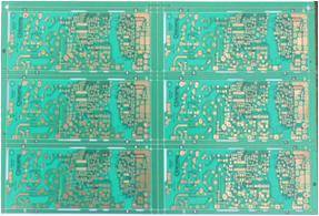 FR-4 OSP Single-Sided Power Supply Board PCB