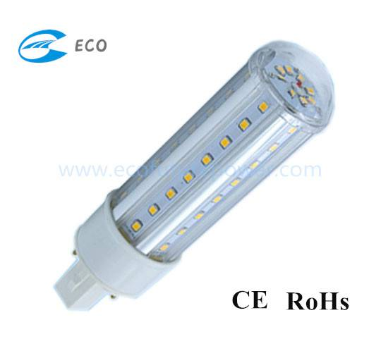 7W g24 corn lamp with cover