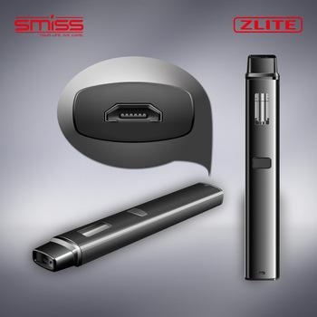 Newest Zlite Pod System Vape Kits 1.0ml Cartridge Pod Starter Kit Pod Mod