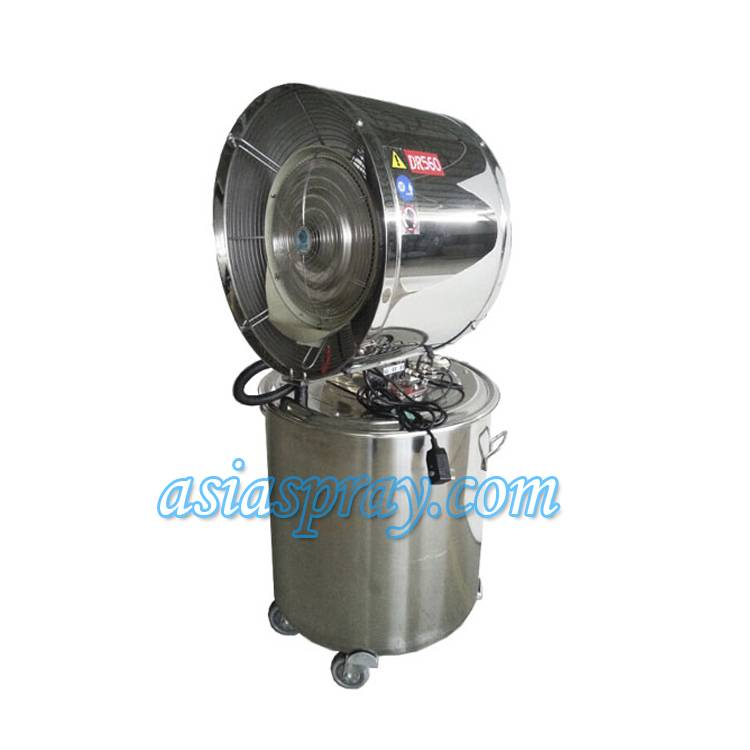 Deeri Non-oscillating and large capacity stainless steel industrial water blower