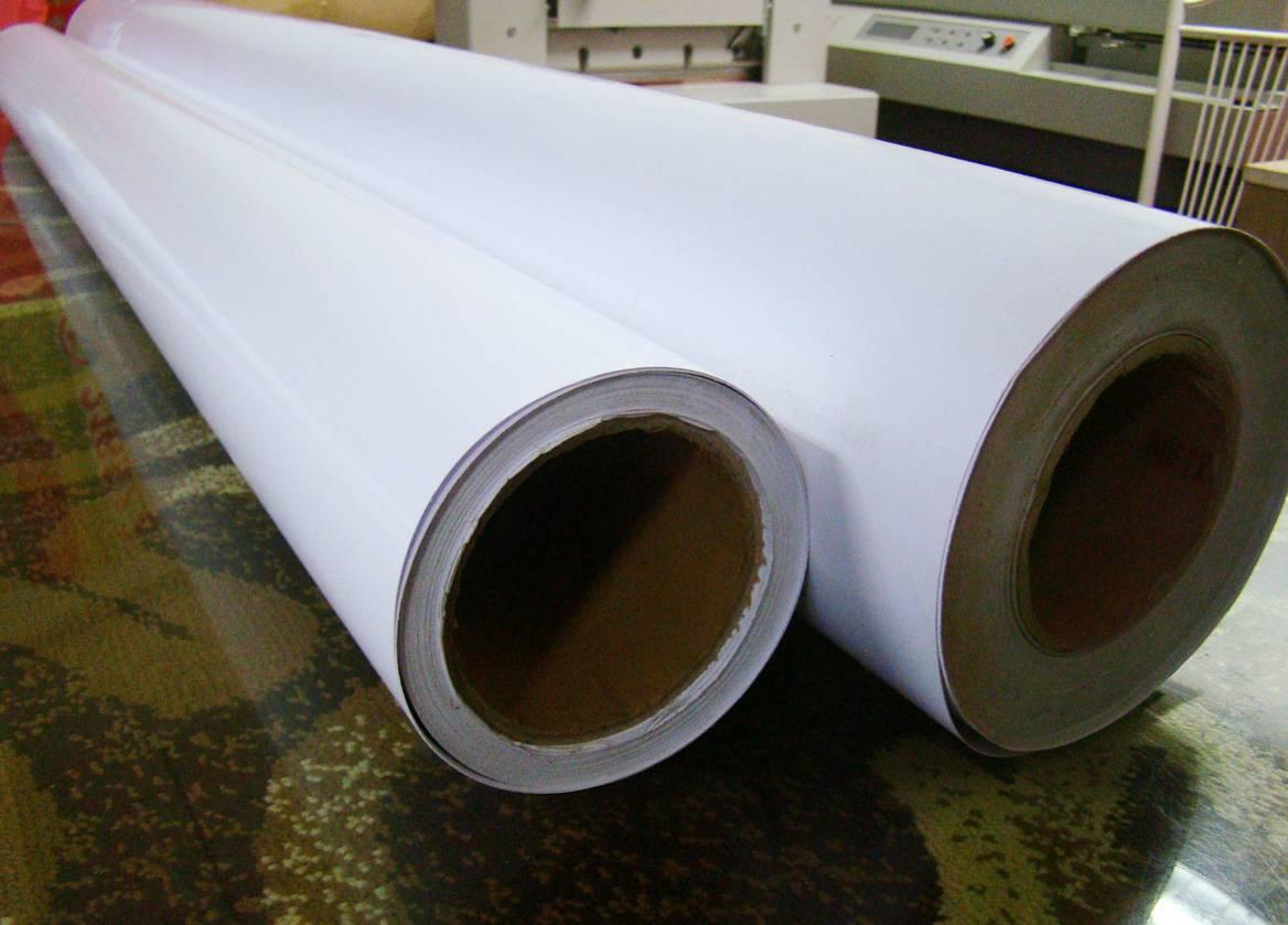 3.2m Super Wide Popular Self Adhesive Vinyl for Eco-solvent & Solvent