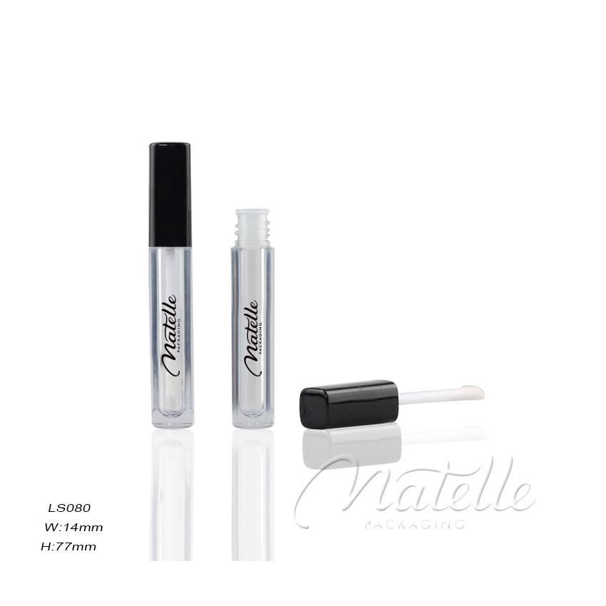 square lipgloss tube