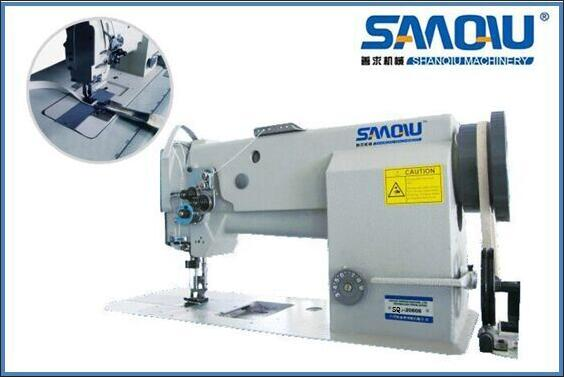 high-speed straight button holing sewing machine