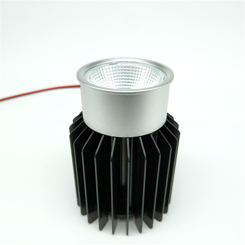 New 15.5w gu10 mr16 cob led spotlight downlight module China for ceiling lamp