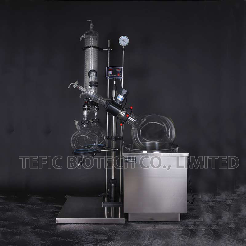 30L 50L Industrial Rotary Evaporators Explosion Proof System