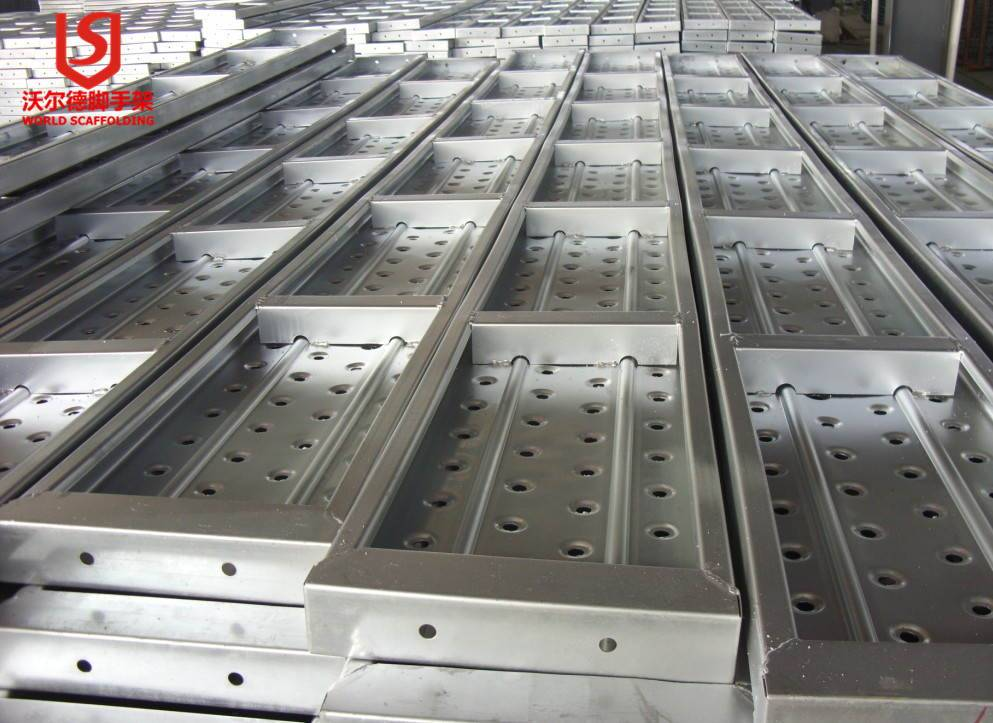 steel plank for scaffolding and metal scaffold plank