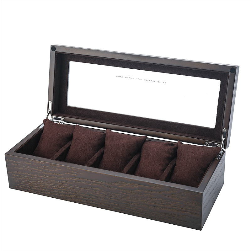 2019 new design wooden watch gift box with factory price Urbrand