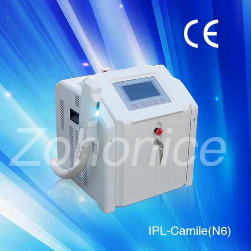 Professional IPL Series Beauty Equipment N6-Camile for Skin Rejuvenation & Hair Removal & Wrinkle Re