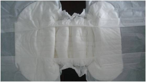 Good Quality adult baby print diaper