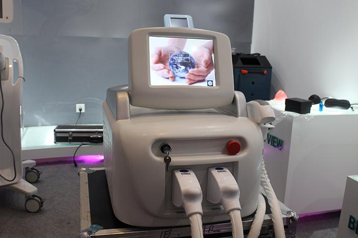 SHR+Ndyag Qswitch Laser Machine for sale