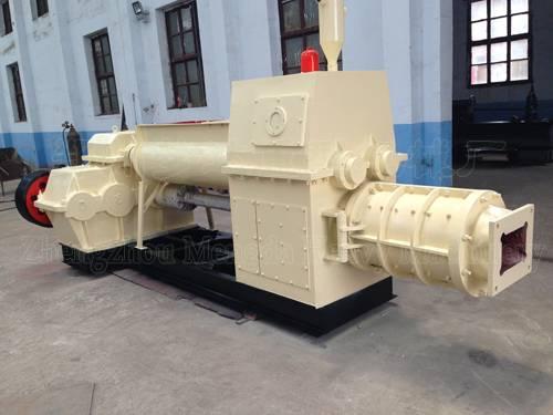 Brick making machine/construction material material   JZK60-40 Vacuum brick machine