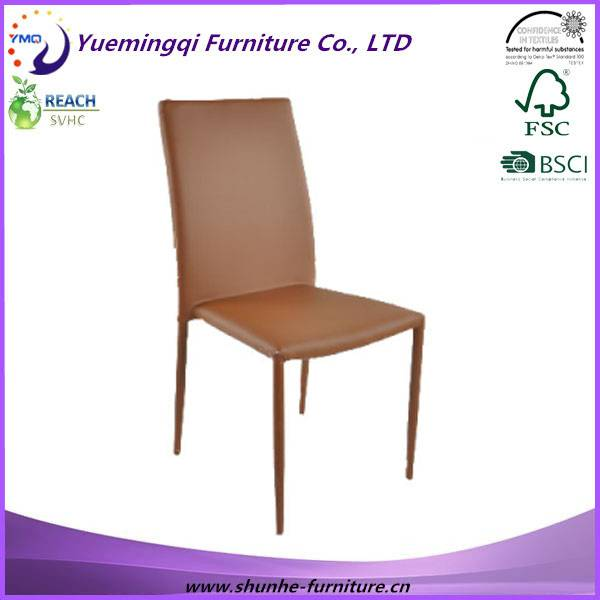 YueMingqi furniture cheap metal dining chair