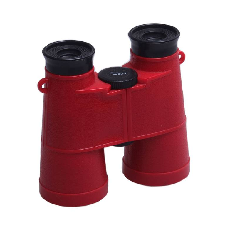 Good quality 6x35 toy binoculars for promotion