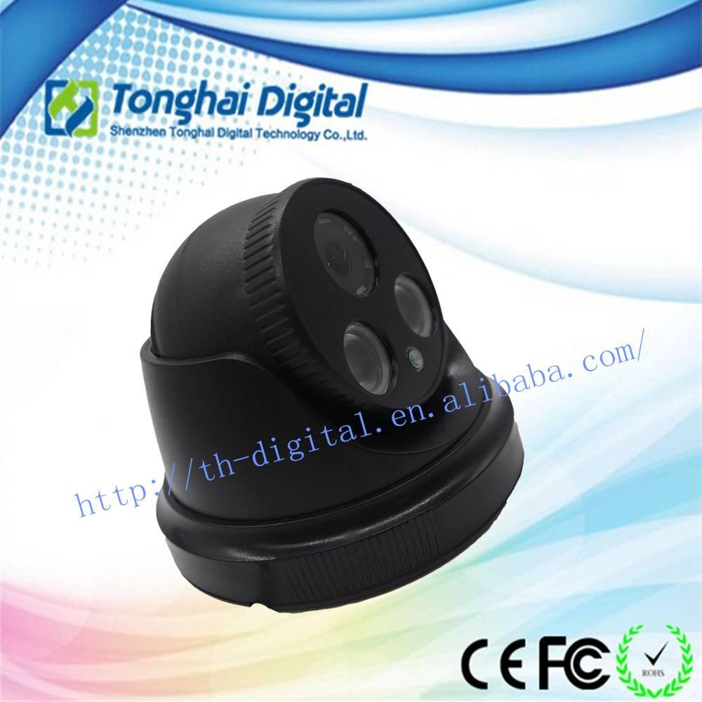 2 MP 1080P  Plastic Dome IR IP Camera ip surveillance camera