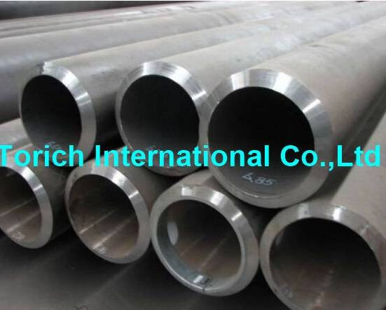 ASTM A213 Alloy Steel Pipe T5 T9 Round Hot Finished Seamless Tube