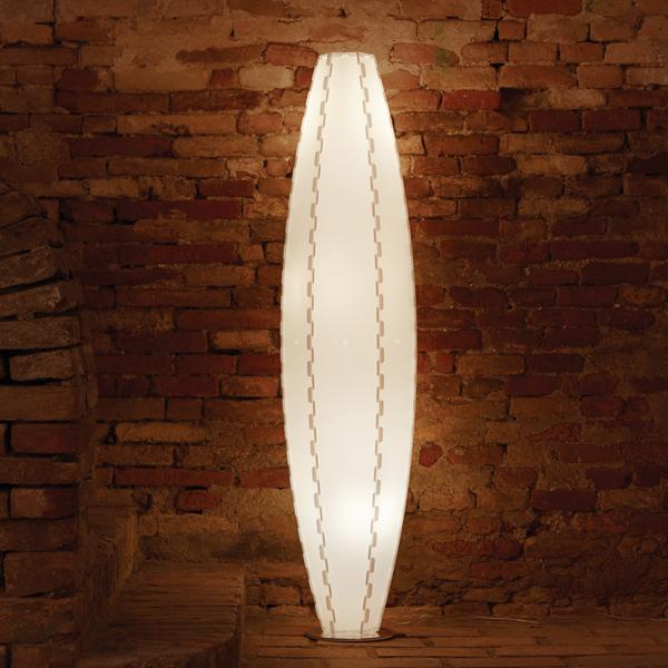 Italian Design Table Lamps: Table lamp in pearl sandylex Signorapina Medium by Emporium