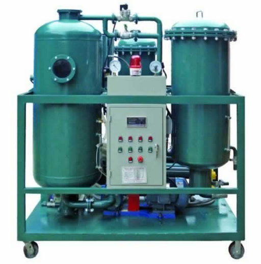 Turbine Oil Purifier