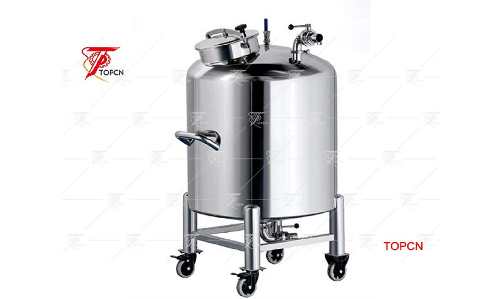 Square Stainless Steel Storage Tank For Food
