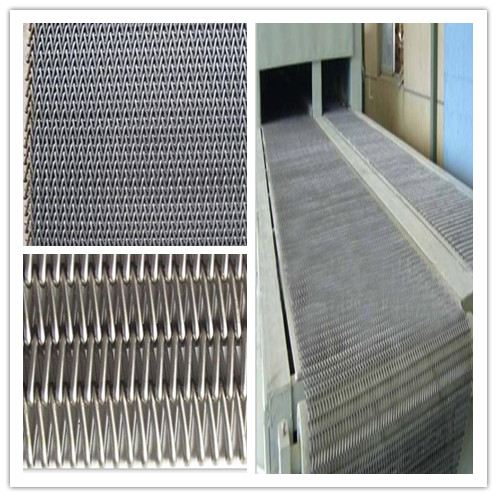 The annealing furnace mesh belt