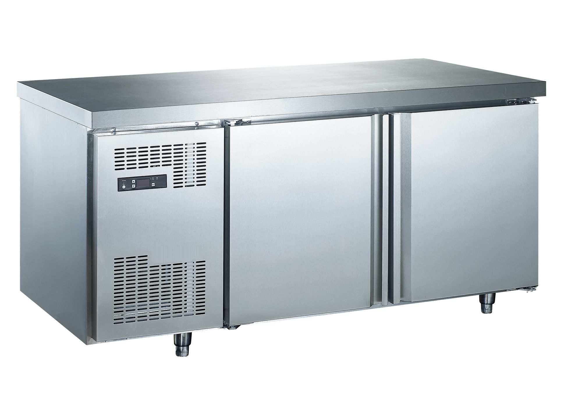 Commercial under counter refrigerator