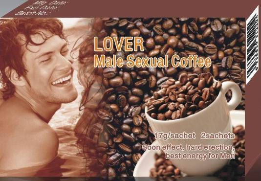 Sexual coffee for Men